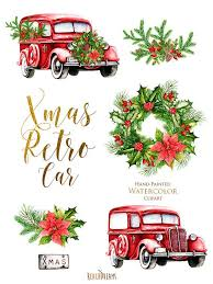 Christmas Vehicle Decorations 22 Best Reachdreams Images On Pinterest Watercolor Christmas