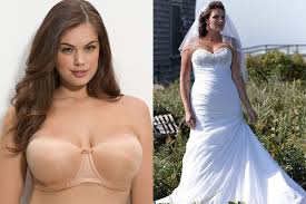 strapless bra for wedding dress what to wear your gown bridalguide