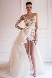 wedding dresses designers yasmine yeya couture wedding dresses modwedding
