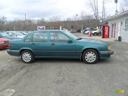 classic volvo sedan classic green 1994 volvo 850 glt sedan exterior photo 46466595