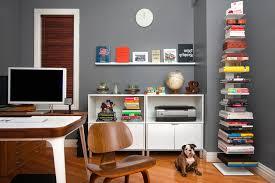 Small Bookshelf Ideas Home Office Home Office Bookshelf Ideas Stella Shelves Within