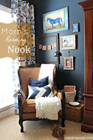 mom u0027s reading nook a k a my new favorite corner of the house
