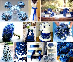 silver and royal blue wedding 3 best images of blue wedding reception royal blue and gray