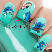 this is the new nail craze they are flat on the nail u0026 easy to