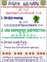 best 25 division strategies ideas on pinterest math division