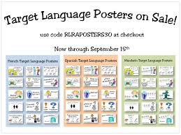 target offering 30 discount on poster sale i real language right away