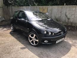 peugeot automatic diesel cars for sale 30 tax peugeot 206 1 4 hdi diesel 3 door not fiesta corsa clio