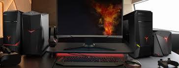 Gaming Desk Top Lenovo Legion Gaming Desktops Gaming Towers Lenovo Us