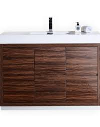 Free Standing Bathroom Vanities by Bliss 48
