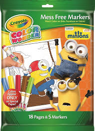 amazon crayola color ow markers minions toys u0026 games