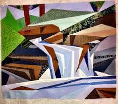 5 landscape quilt patterns to inspire scenic stitching