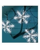 icicle lights snowflake led lights bhg shop