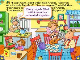 arthur arthur u0027s birthday android apps on google play