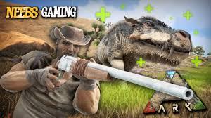 The Healing Barn Ark Survival Evolved The Healing Hog Youtube