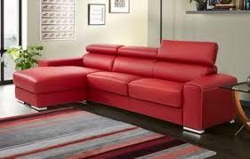 Corner Leather Sofa Sofa Engaging Red Corner Leather Sofa Kalamos Left Hand Facing 3