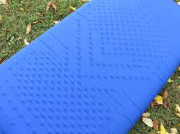 Map Pad Thermarest Luxury Map Review Treelinebackpacker