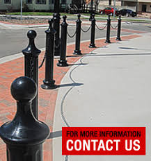 neenah foundry bollards