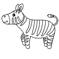 zebra zoo coloring zebra zoo coloring