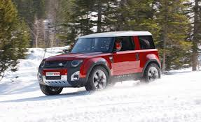 defender land rover off road 2018 land rover defender 25 cars worth waiting for u2013 feature