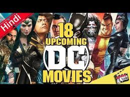 18 upcoming dc movies explain in hindi youtube