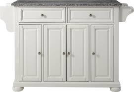 Kitchen Island Granite Top Darby Home Co Pottstown Kitchen Island With Granite Top U0026 Reviews