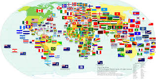 Countries Of The World Flags Farce Trek Link Page