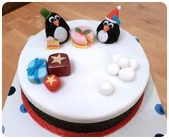 easy christmas cake decoration ideas u2013 happy holidays