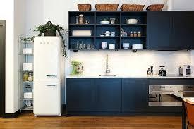 Cobalt Blue Kitchen Cabinets Blue Kitchen Cabinets Bloomingcactus Me