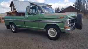 Ford Ranger Truck Camper - 1972 f250 ranger camper special rustfree original paint