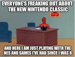 Nintendo Memes - nintendo classic meme guy
