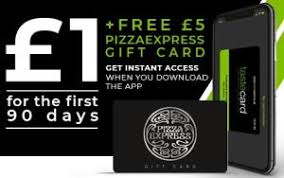 pizza express printable gift vouchers tastecard deals cheap price best sale in uk hotukdeals