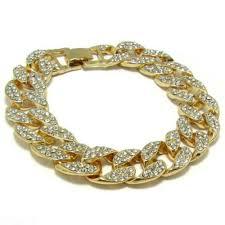 cuban chain bracelet images Cuban chain bracelet cloutgods jpg