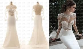 white lace prom dress turmec cheap sleeve lace prom dresses