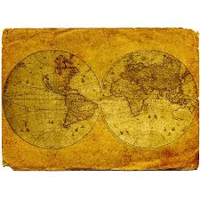 vintage world map wall mural majestic wall art vintage world map wall mural