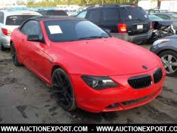 bmw convertible cars for sale used 2007 bmw 650i convertible car for sale at auctionexport
