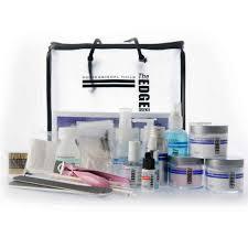 the edge acrylic liquid u0026 powder complete starter kit