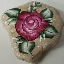 painted garden rocks aressa u0027s weblog
