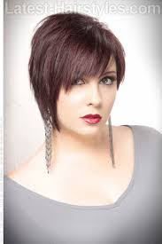 will a short haircut make my hair thicker short texturized bob hairstyle an inch or 2 longer in length
