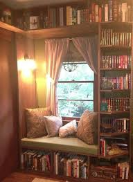 14 photos of cozy reading nooks we want to hunker in this