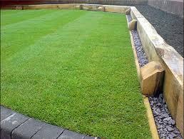 pretty garden designs railway sleepers landscaping ideas u2013 sixprit