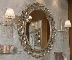 decorative wall mirrors for bathrooms how to frame a mirror