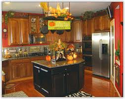 decorating above kitchen cabinets tuscan style home design ideas