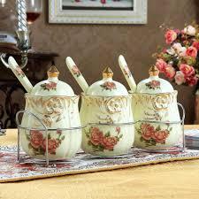 ceramic kitchen canister sets ceramic kitchen canister sets uk red vintage comexchange info