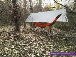 therm a rest slacker hammock rain fly preview the ultimate hang