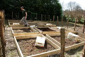 brick raised bed vegetable garden home design ideas