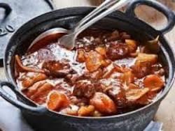 cuisiner le chevreau recette cabri en ragoût