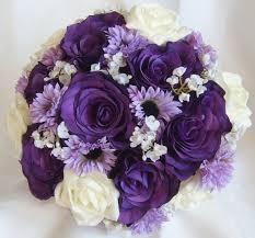 purple wedding bouquets flowers bouquet purple