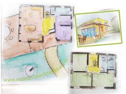 plan maison plain pied en l 4 chambres quel plan maison plain pied 4 chambres avec suite parentale