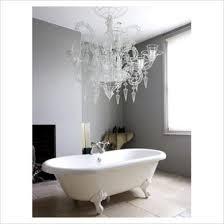 Glamorous Chandeliers Rotator Rod Trending In Bathroom Decor Glamorous Chandeliers