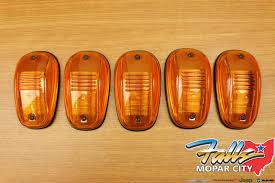 dodge ram clearance lights leaking dodge ram 1500 2500 3500 amber running roof cab clearance light lens